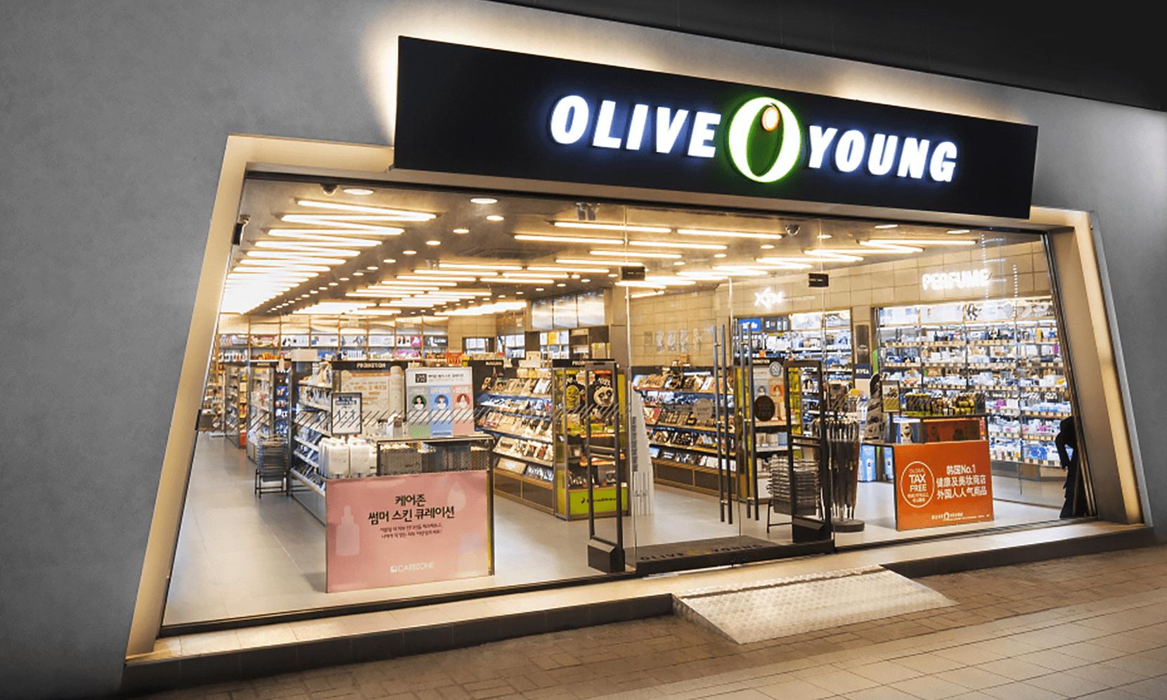 Olive Young Seoul