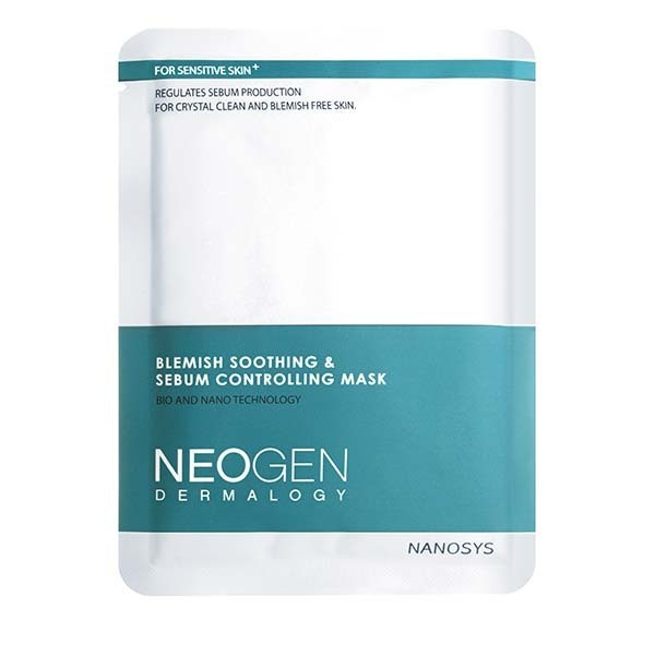 acne-tratment-sheet-mask-neogen-blemish-sebum-controlling-mask