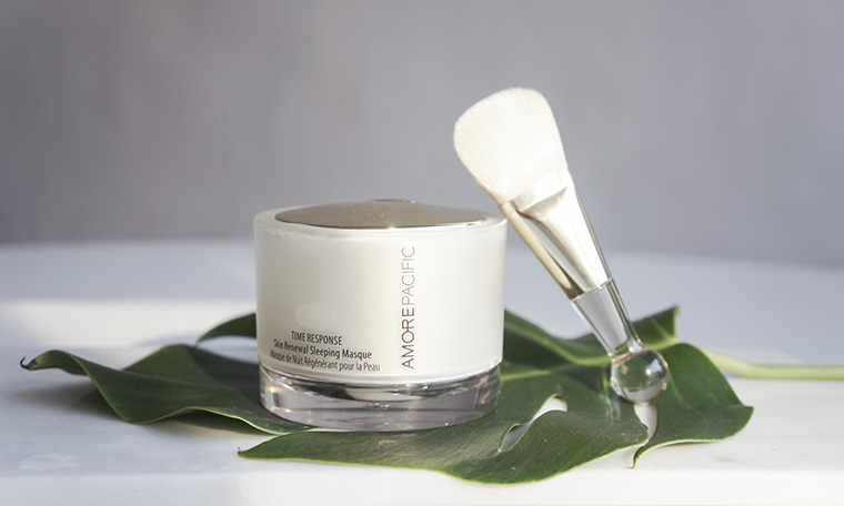 AmorePacific Time Response Sleeping Mask product review