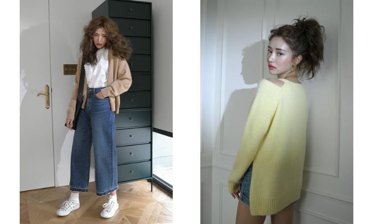 Korean model Park Sora