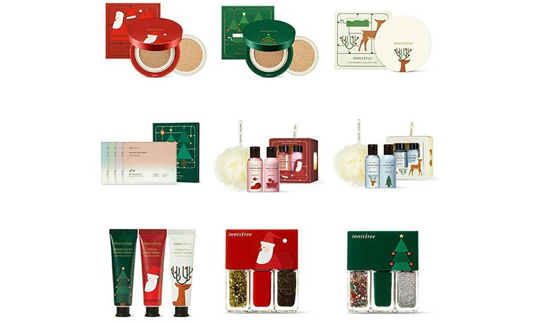 Innisfree Holiday Gift Set 2016