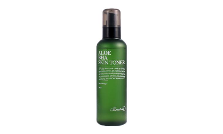 K-Beauty Gift Guide $30 and Under: Benton Aloe BHA Skin Toner
