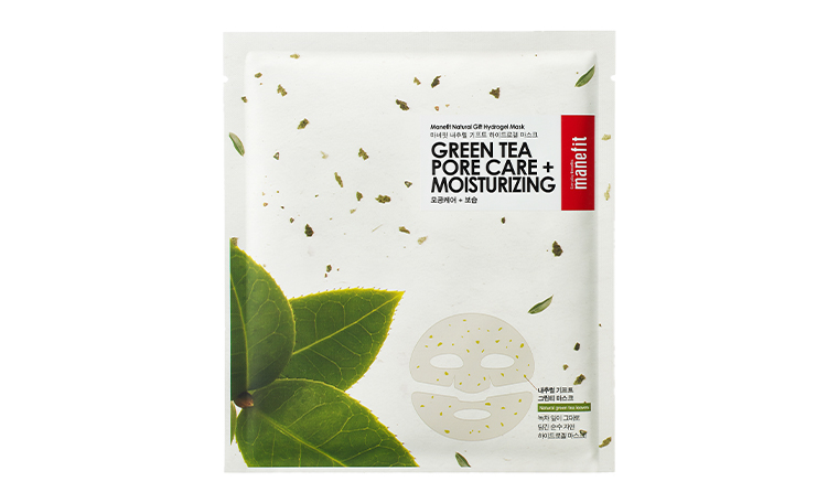 K-Beauty Gift Guide $30 and Under: Manefit Green Tea Mask