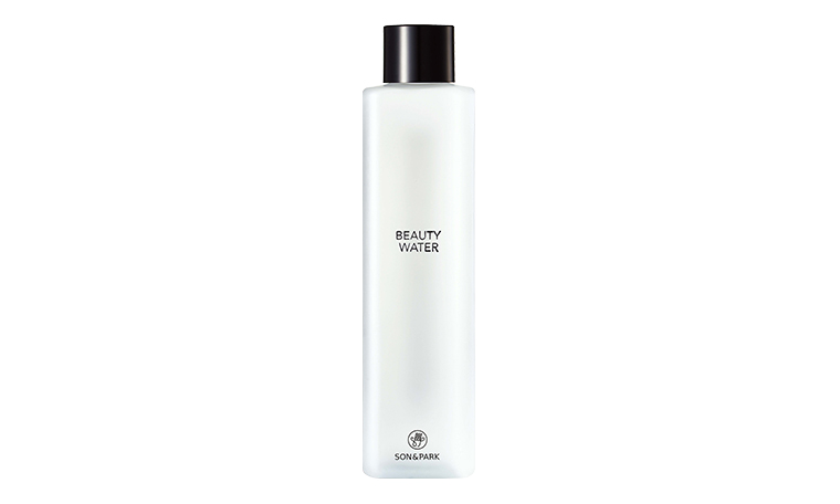 K-Beauty Gift Guide $30 and Under: Son & Park Beauty Water