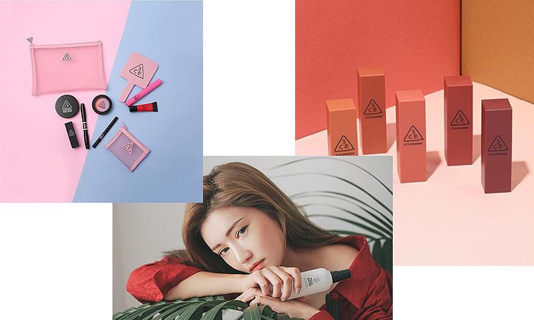 3CE: Korean beauty brands you should follow on Instagram