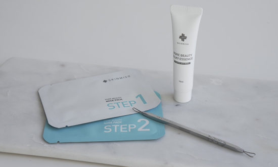 Product Review: SkinMiso Pore Beauty Nose Pack and Comedo Remover