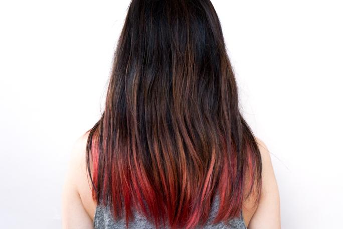 3ce treatment hair tint