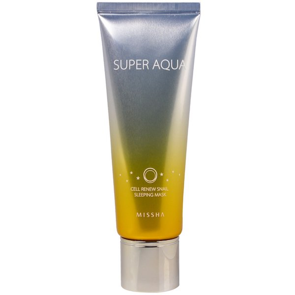 Missha super aqua sleeping mask