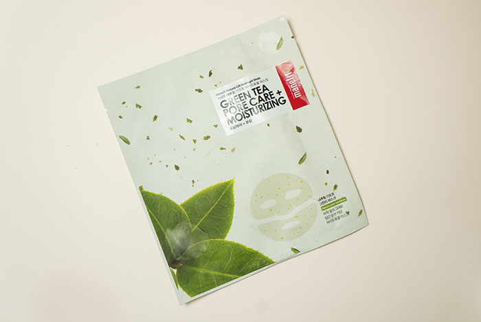 manefit-green-tea-pore-care-sheet-mask