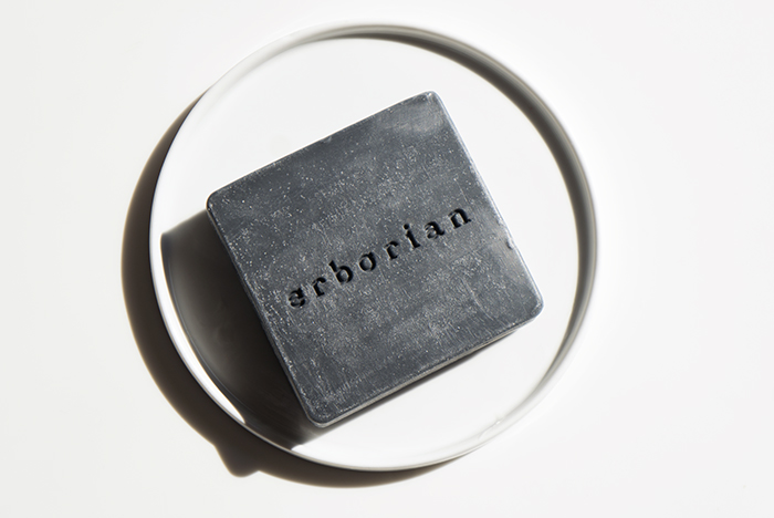 erborian black soap