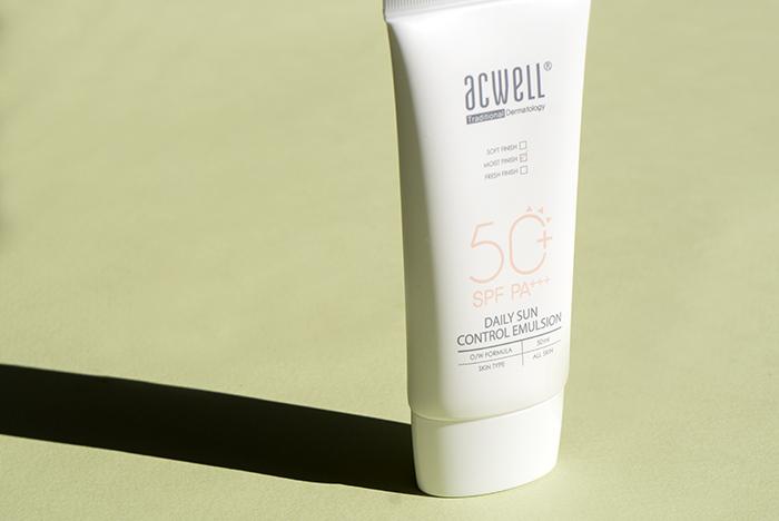 acwell sunscreen