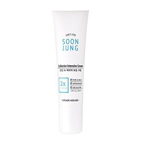 Etude House SooonJung 2x Moisture Barrier INtensive Cream STS