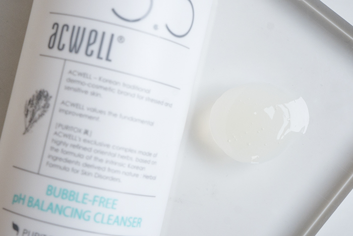 acwell cleanser