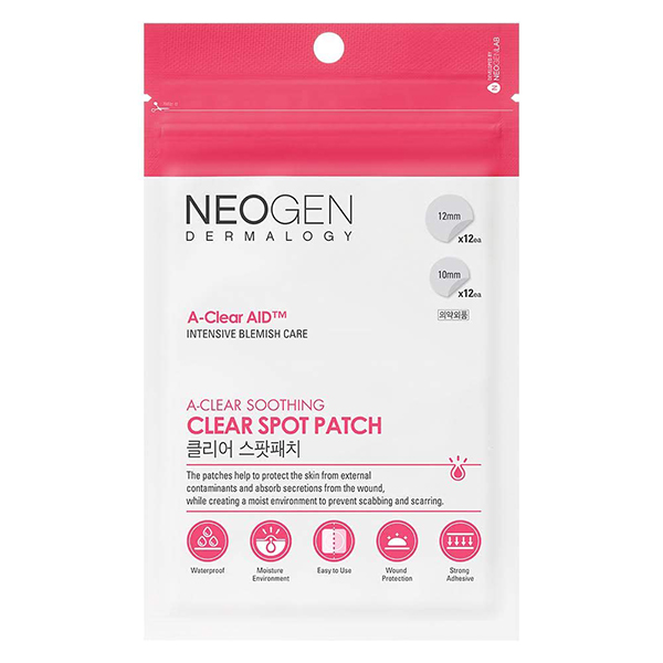 Neogen A-Clear Spot Patch