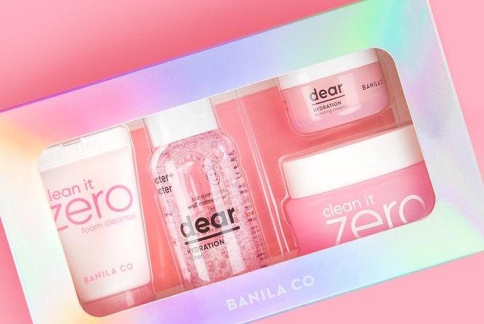banila co skin starter set