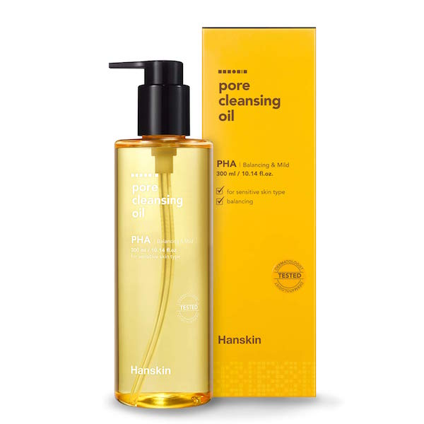 Hanskin Pore Cleansing Oil [PHA]