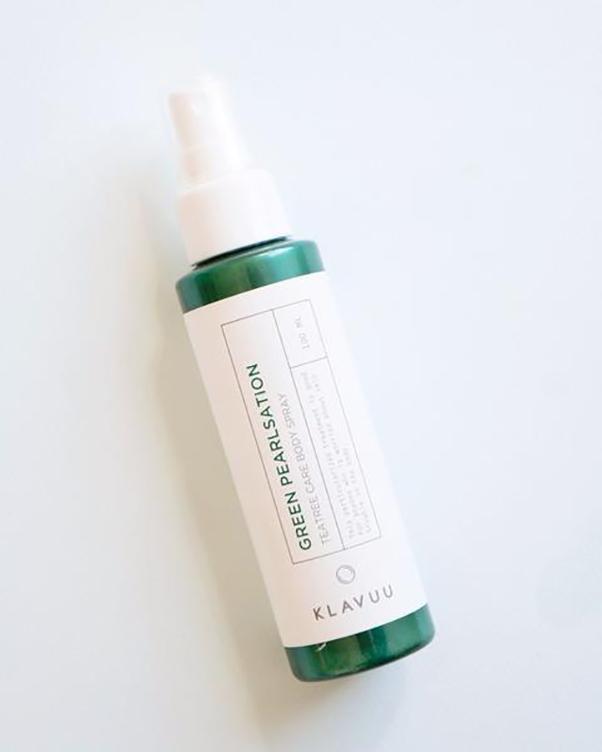 Klavuu Green Pearlsation Tea Tree Spray