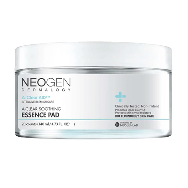 Neogen A-Clear Soothing Essence Pad